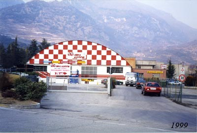Garda Gomme - la Storia - foto 1999